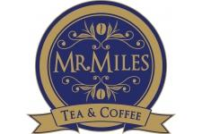 Mr Miles tea room logo