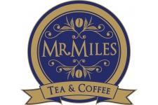 Mr Miles tea room logo
