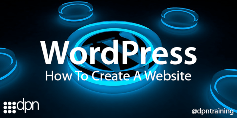 DPN WordPress Event Header