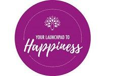 your launchpad to happiness logo