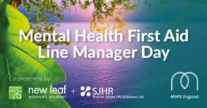 MHFA Line Manager Day