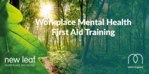 Workplace MHFA