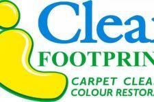 Clean Footprint Logo