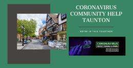 Coronavirus Community Help Taunton image