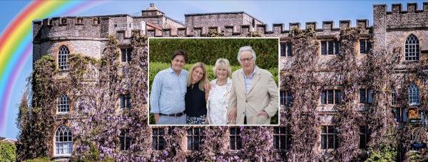 Castle Taunton Chapman Family 2