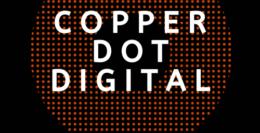 Copper Dot new logo