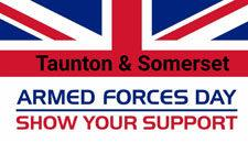Somerset Armed Forces Day Group logo