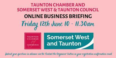 Somerset West and Taunton Council Event
