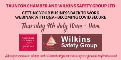 Wilkins Safety event