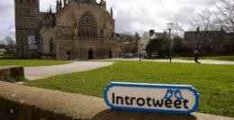 Introtweet Exeter 1