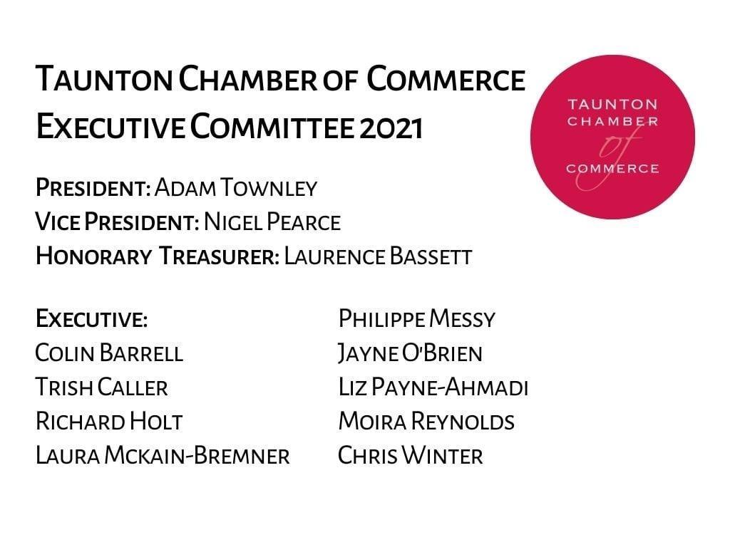 Taunton Chamber Committee 2021