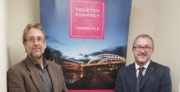 Taunton Chamber elects new President 2021 Featured