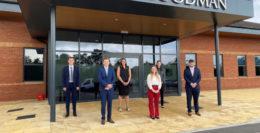 Albert Goodmans welcomes seven new trainees